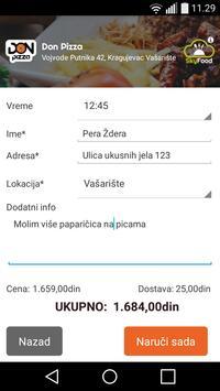 Don Pizza - Kragujevac, Srbija screenshot 7
