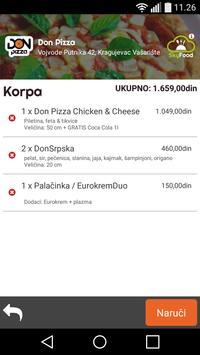 Don Pizza - Kragujevac, Srbija screenshot 5
