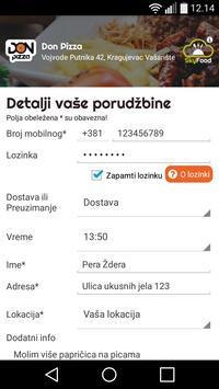 Don Pizza - Kragujevac, Srbija screenshot 6