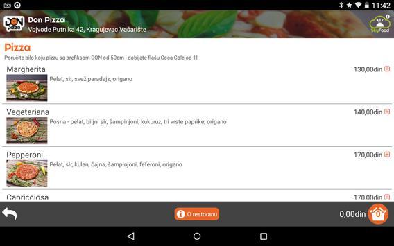 Don Pizza - Kragujevac, Srbija screenshot 9