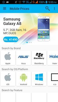 Mobile Prices Pakistan poster
