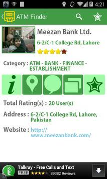 ATM Finder screenshot 2