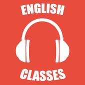 English Listening Classes icon