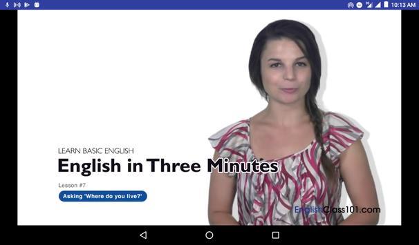 English Listening Classes screenshot 3