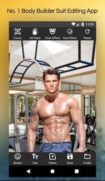 Body Builder Photo Suit screenshot 2