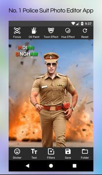 My Photo Police Suit Editor apk screenshot