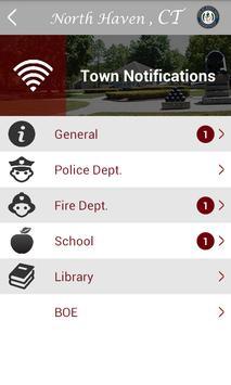 Town of North Haven, CT apk screenshot