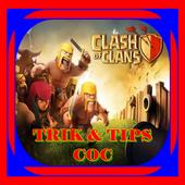 TRIK DAN TIPS MENANG COC icon