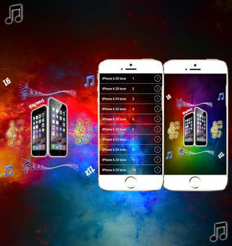 Best IPhone 6 Ringtones apk screenshot