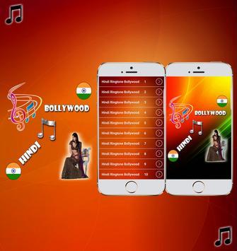 Top Hindi Ringtones Bollywood apk screenshot