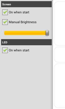 Soku Flashlight FREE (NO Ads) apk screenshot