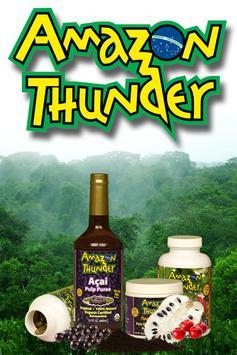 Acai Juice - Amazon Thunder poster