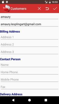Invoice pro screenshot 5