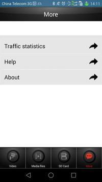 SOHO IP Viewer apk screenshot