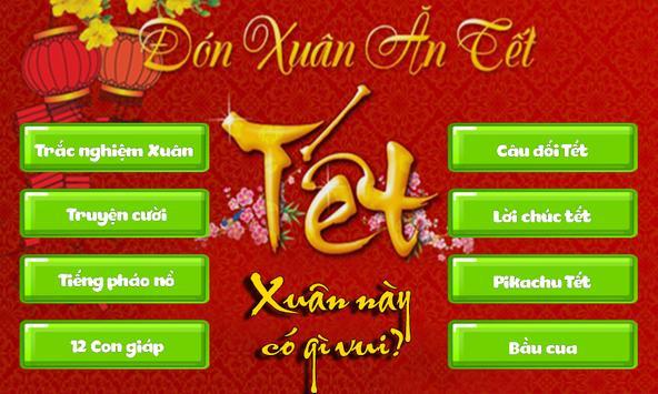 Đón Xuân Ăn Tết poster