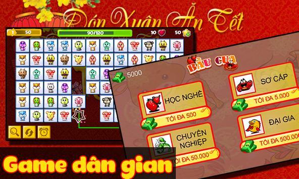 Đón Xuân Ăn Tết apk screenshot