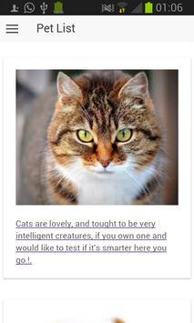 My Pet IQ poster