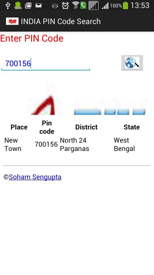 Desi PIN Search-India poster