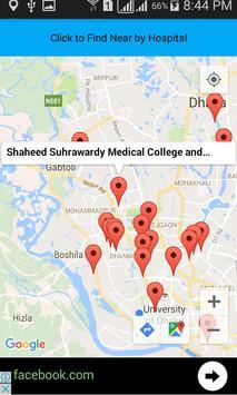 Hospital Finder screenshot 5
