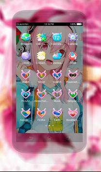Anime Theme for Android screenshot 2