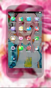 Anime Theme for Android screenshot 9