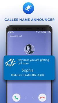 Caller Name Announcer, SMS Reader & Calls Blocker screenshot 4