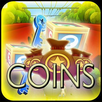 Coins for Subway Surfers apk screenshot
