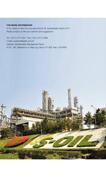 S-OIL SustainabilityReport2011 screenshot 4