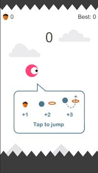Impossible Flappy Dunk poster
