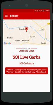 SOI LIVE Marketing screenshot 1