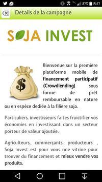Soja_Invest apk screenshot
