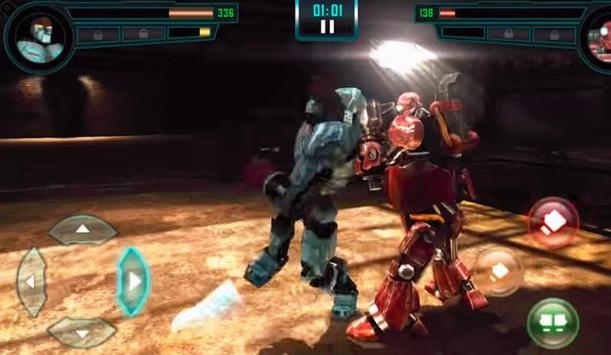 Guide for Real Steel World Robot Boxing скриншот 3