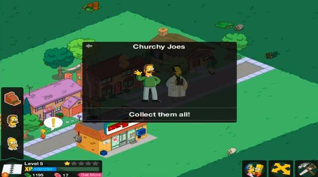 Guide for The Simpsons Tapped Out screenshot 3