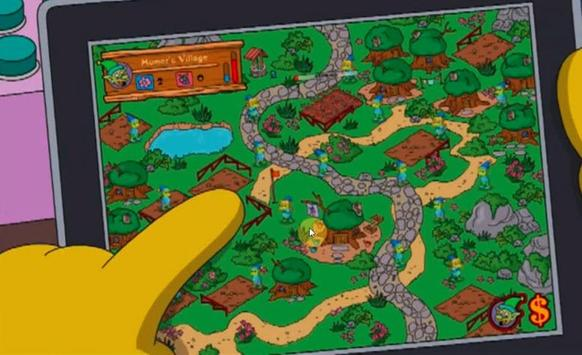 Guide for The Simpsons Tapped Out screenshot 1