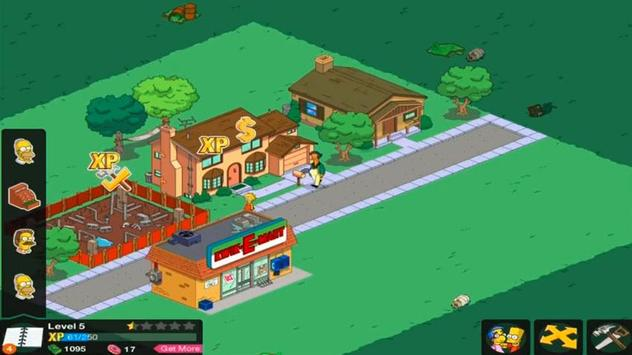 Guide for The Simpsons Tapped Out screenshot 2
