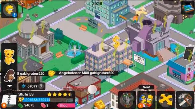 Guide for The Simpsons Tapped Out screenshot 4