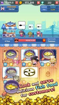 Fish Restaurant Story apk screenshot