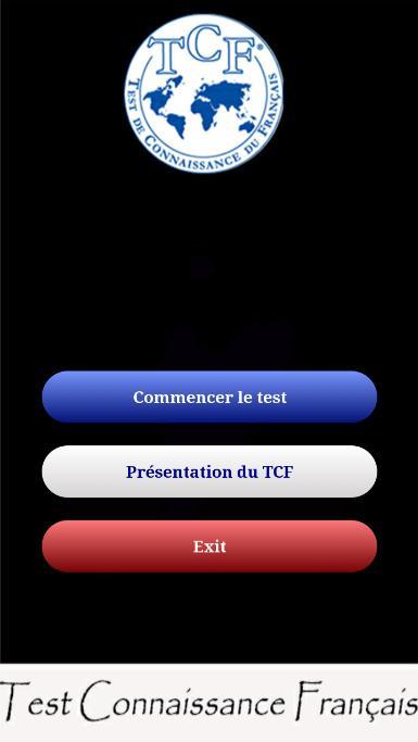 TCF DE TEST TÉLÉCHARGER FRANÇAIS LOGICIEL CONNAISSANCE DU