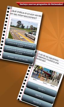 Examen de Licencia de Conducir plakat