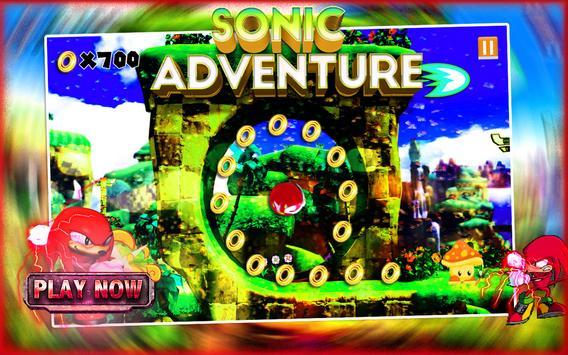 Subway Sonic Rush Game poster