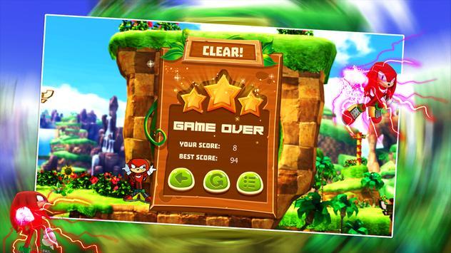 Subway Sonic Rush Game screenshot 1
