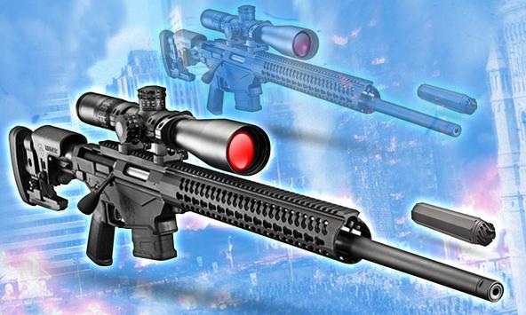 Super Sniper Shooter Battle Hero Survival  3D apk screenshot