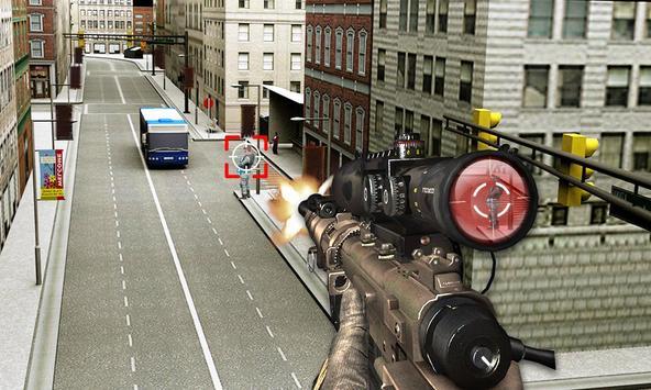 Super Sniper Shooter Battle Hero Survival  3D poster