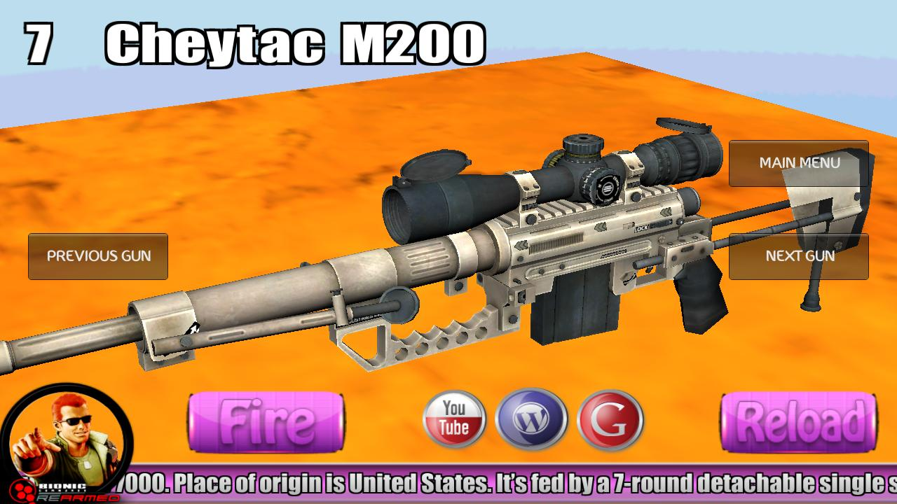 41 3D Guns for Android - APK Download
