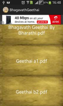 Buy srimadh bhagavath geethai book online at low prices in india.
