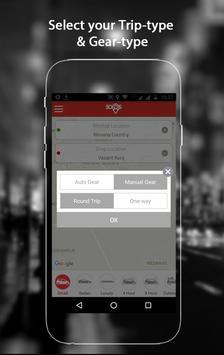 SOOS - Your Anytime Car Driver apk screenshot