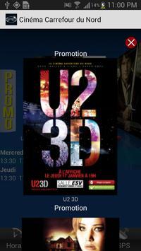 Cinéma Carrefour du Nord screenshot 4