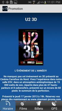 Cinéma Carrefour du Nord screenshot 5