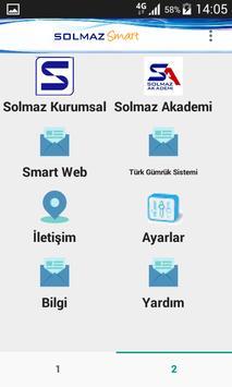 Solmaz Smart Mobil apk screenshot
