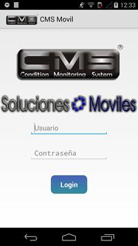 CMS Movil poster